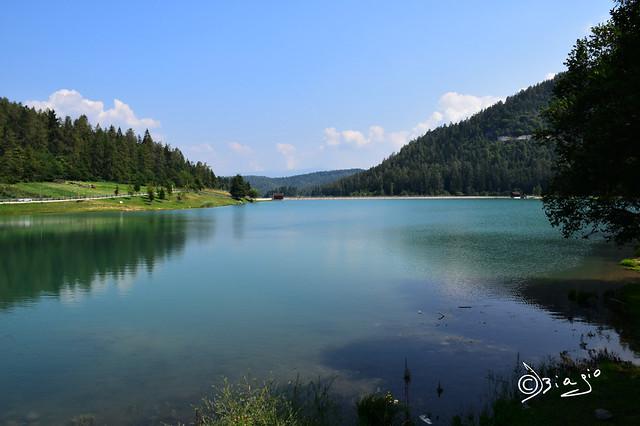 Lago di Coredo - Italy