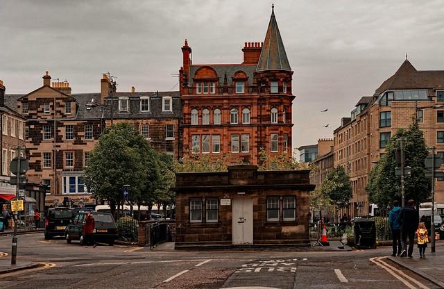 Edinburgh / Nicolson Square