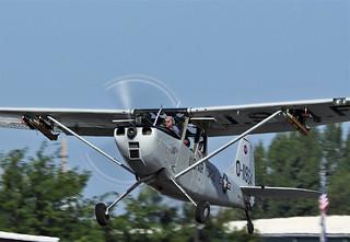 1952 Cessna L-19/O-1 Bird Dog  S/n.50-11954 N5263G