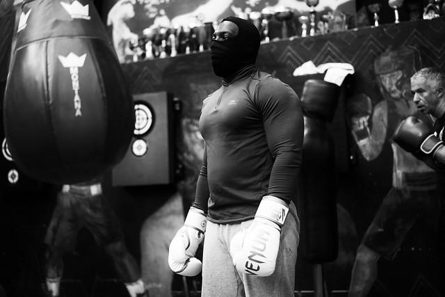 Boxingbeats, Aubervilliers, banlieue parisienne