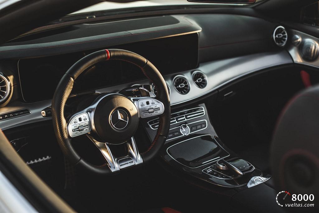 Mercedes E53 AMG - 8000vueltas-39