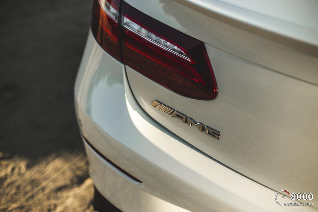 Mercedes E53 AMG - 8000vueltas-26