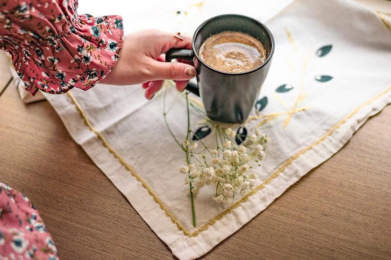 膠原蛋白防彈咖啡 熱飲