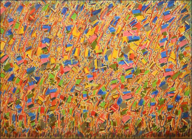 'Grass', drawing 1993.