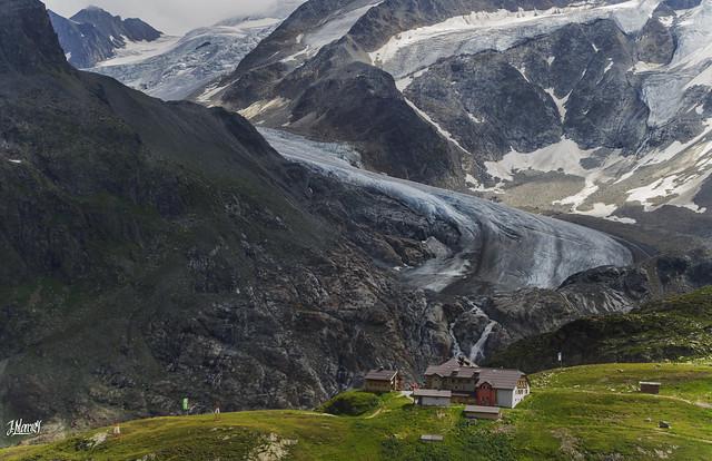 Glaciar, BELLEZA de otro tiempo. ¿Cuánto tiempo va a durar? Glacier, BEAUTY of another time. How long will it last?