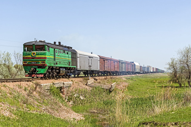 KTJ freight train