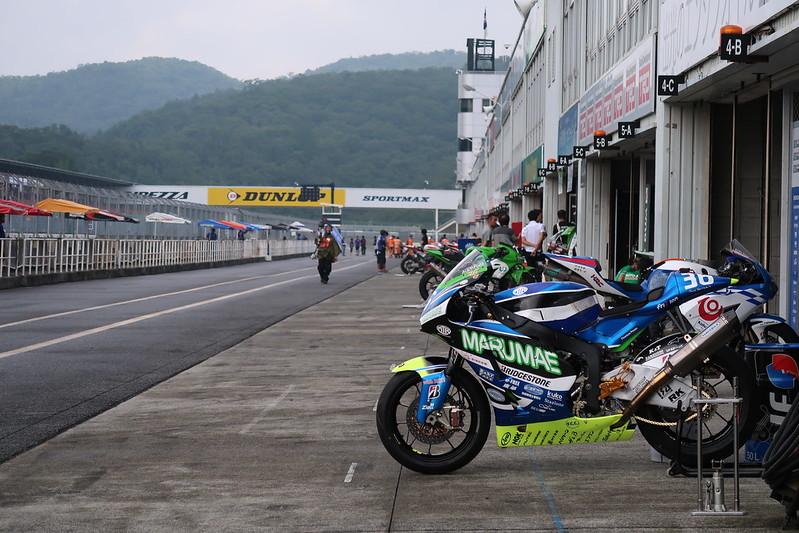 全日本ロードレース選手権 in 岡山国際サーキット