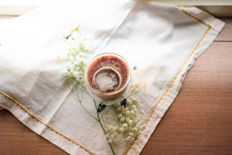 膠原蛋白防彈咖啡 冰飲