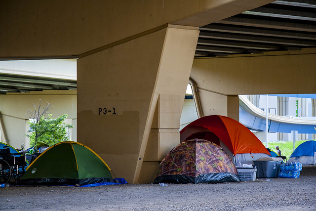 Homeless Encampment Milwaukee Wisconsin 8-30-19_2535
