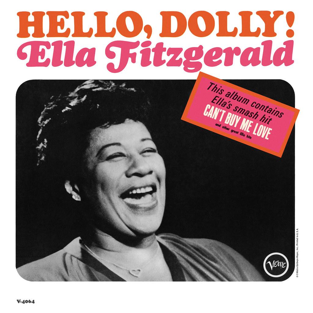 Ella Fitzgerald - Hello, Dolly!