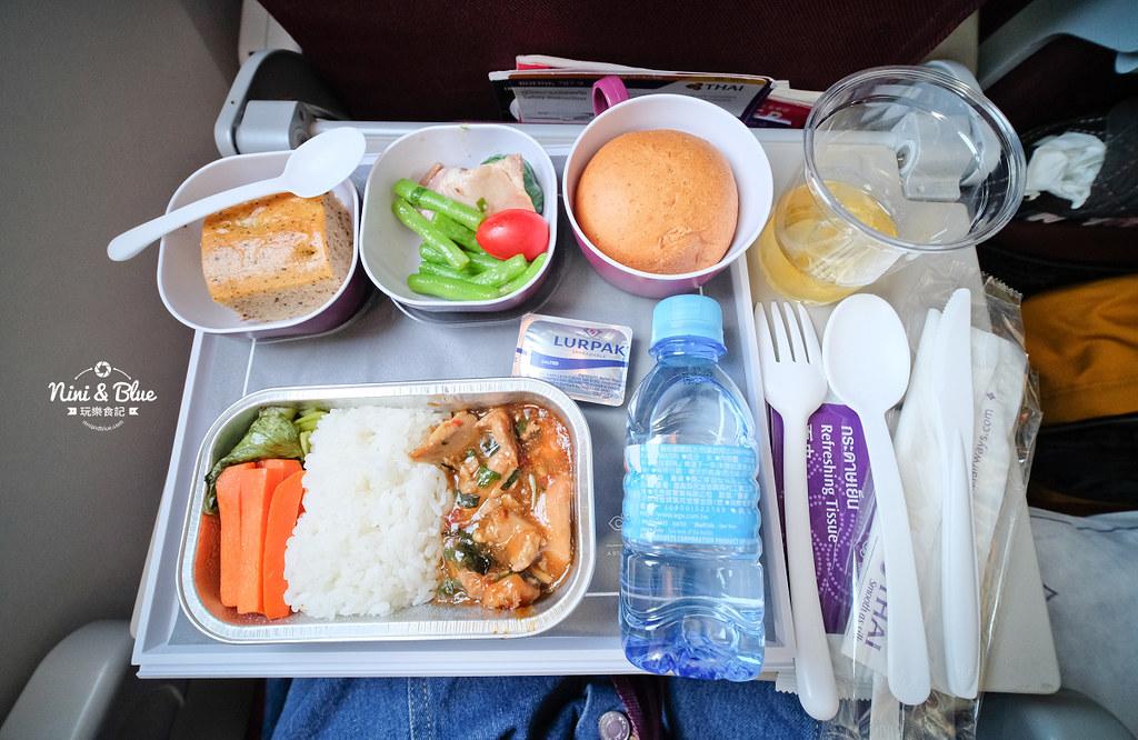 Thai Airways 泰國航空 B787 經濟艙16