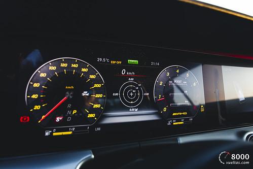 Mercedes E53 AMG - 8000vueltas-69
