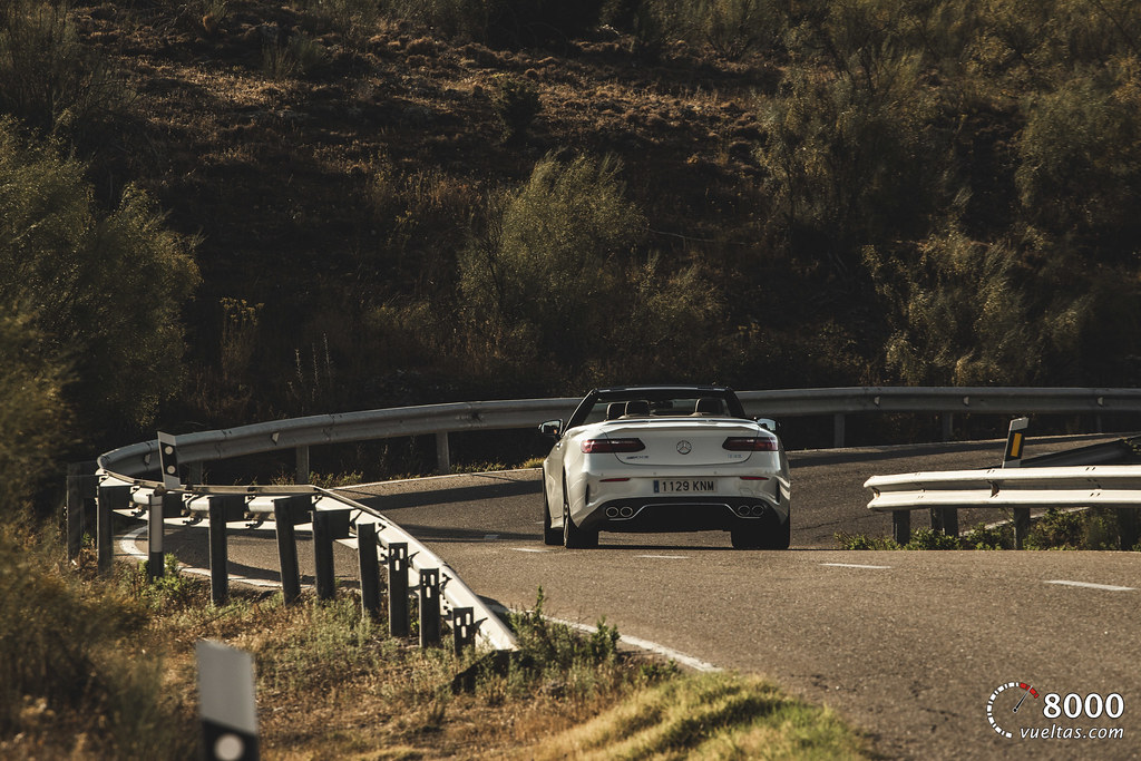 Mercedes E53 AMG - 8000vueltas-2
