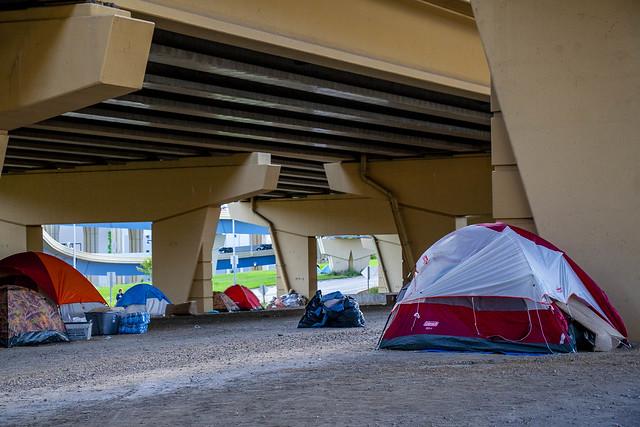 Homeless Encampment Milwaukee Wisconsin 8-30-19_2537