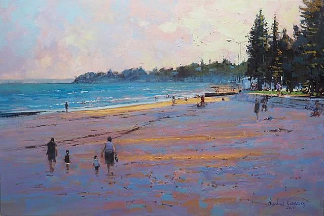 Sutton's Beach To Scott's Point