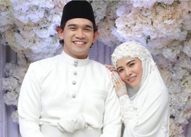 Nadzmi Adhwa Kini Jadi Suami Ardell Aryana