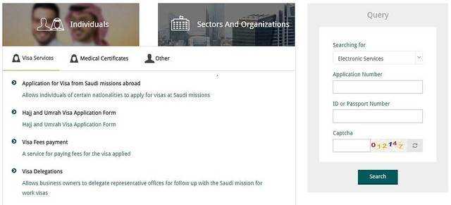 5314 How to check if Saudi Visa is original or fake