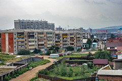 Ulan-Ude ~ A Soviet City?