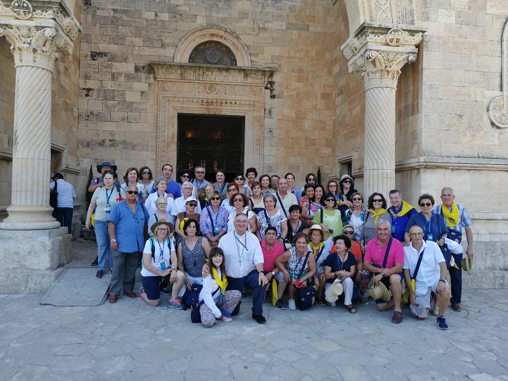 Peregrinación Diocesana Tierra Santa 2019