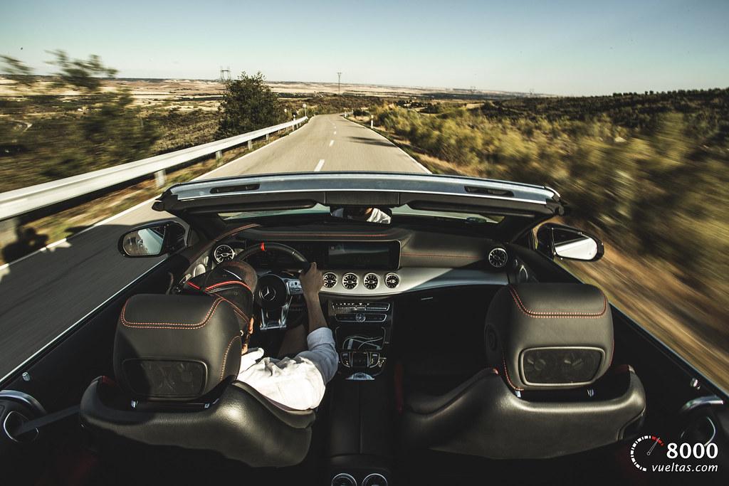 Mercedes E53 AMG - 8000vueltas-13