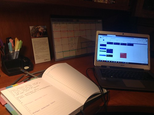 Coordinating schedules