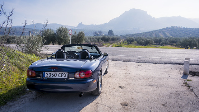 Mazda MX5 NB