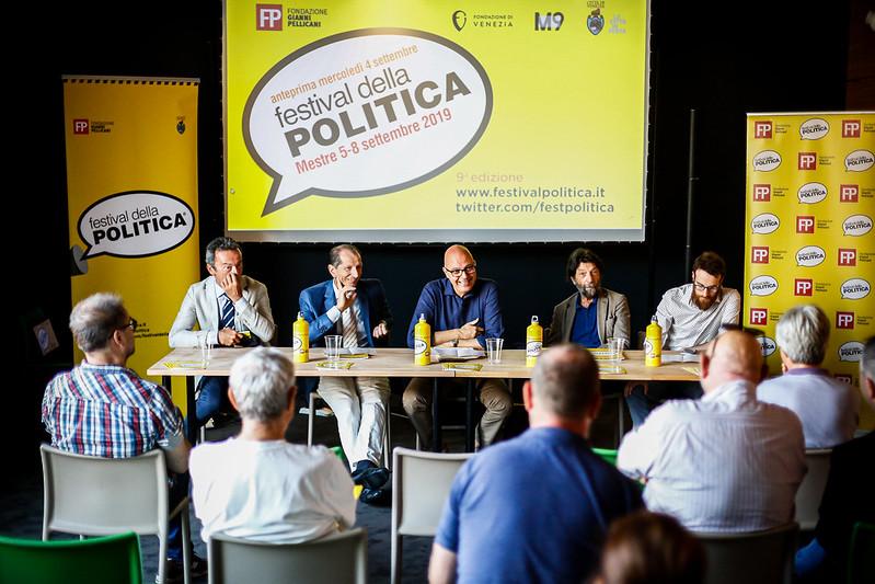 #festpolitica 2019 - Conferenza stampa