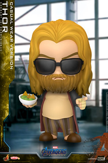 Hot Toys – COSB659 - COSB682 –《復仇者聯盟:終局之戰》更多角色登場! Avengers: Endgame Cosbaby Bobble-Head