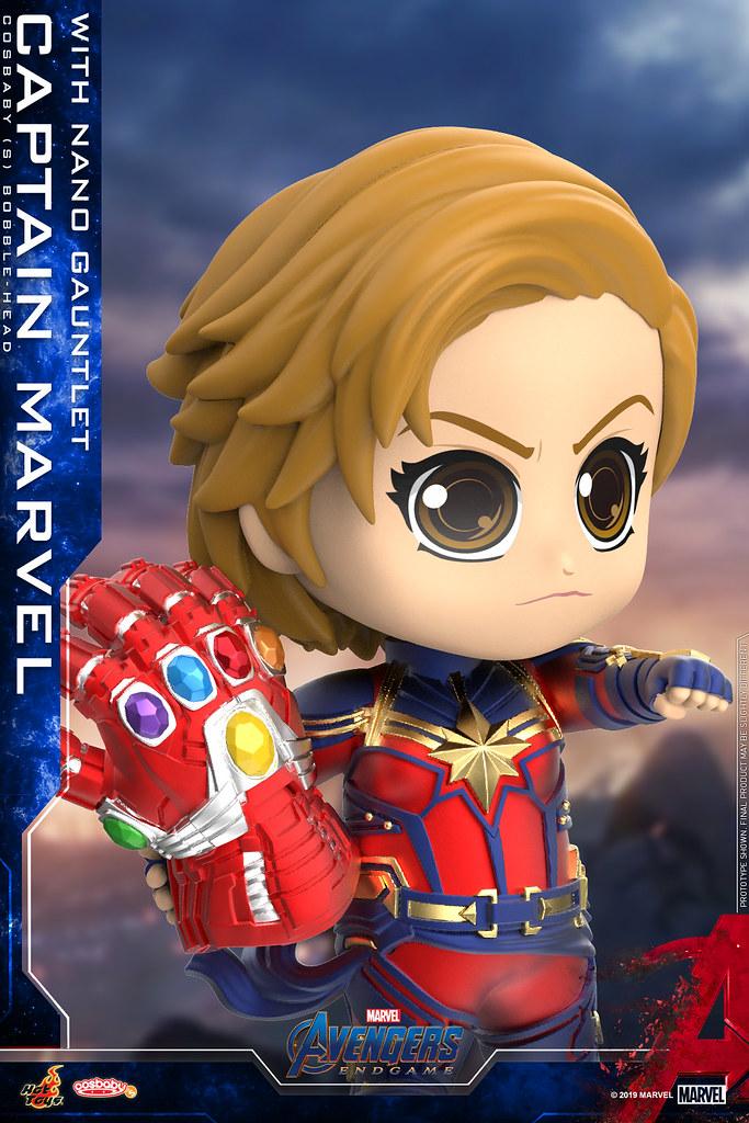 Hot Toys – COSB659 - COSB682 –《復仇者聯盟:終局之戰》更多角色登場! Avengers: Endgame Cosbaby Bobble-Head