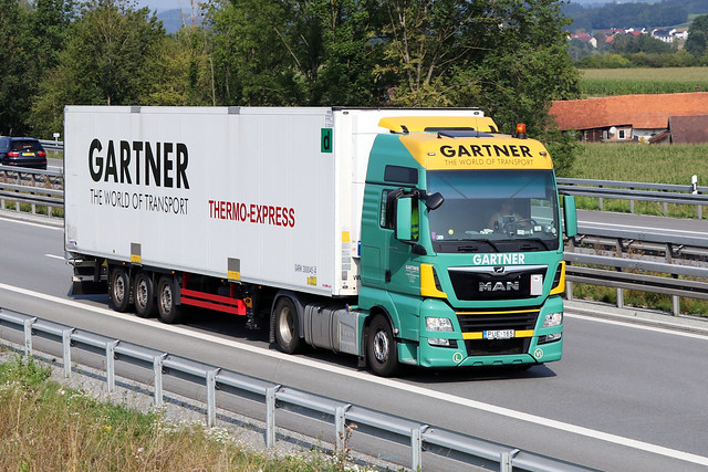 MAN TGX 18.500 / Gartner Intertrans Hungaria