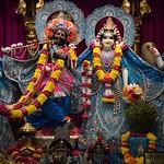 ISKCON Ujjain Deity Darshan 02 Sep 2019