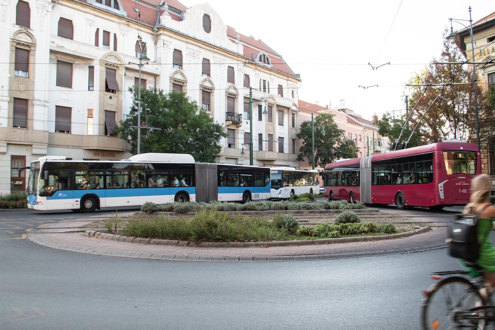 Kormányzati döntés miatt kaphat újabb öklöst a szegedi tömegközlekedés