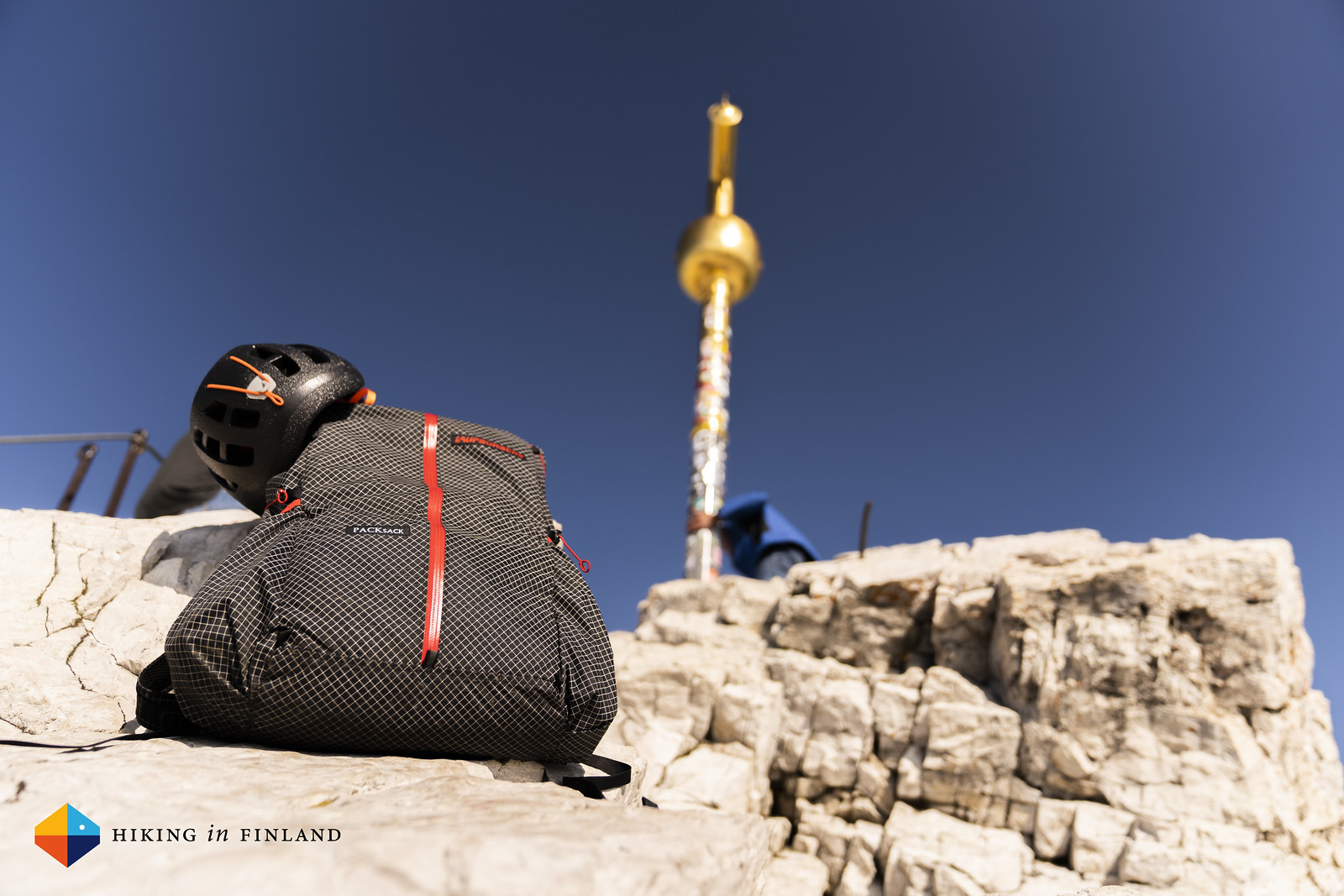 PACKsack at the Summit