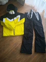 Colmar - set bunda a kalhoty - titulní fotka