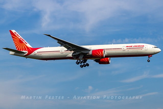 VT-ALN // Air India // Boeing 777-337(ER)