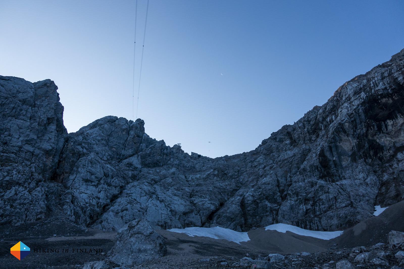 Schneekar + Stopselzieher Via Ferrata