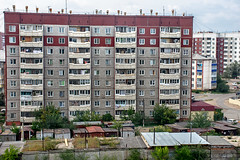 Soviet Appartment Block