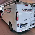 KAK-byggen Opel Vivaro