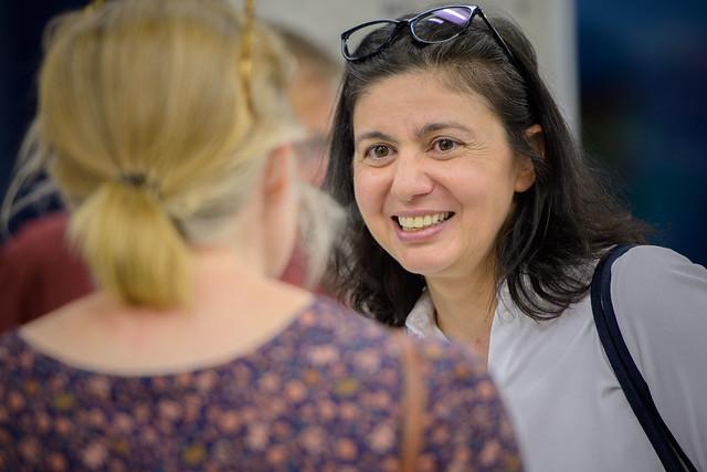 Hatice Akyün (Journalistin und Autorin) Foto: Stephan Röhl