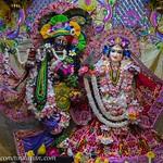 ISKCON Vrindavan Deity Darshan 02 Sep 2019
