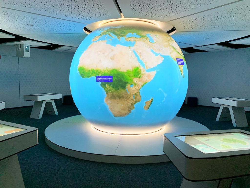 Бремерхафене, Германия Изучение прошлого и  будущего в Бремерхафене, Германия 48664727406 d6675bf217 b
