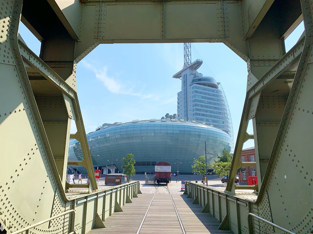 Бремерхафене, Германия Изучение прошлого и  будущего в Бремерхафене, Германия 48664727651 b05b7028a8 b