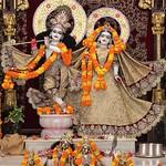 ISKCON Kanpur Deity Darshan 02 Sep 2019