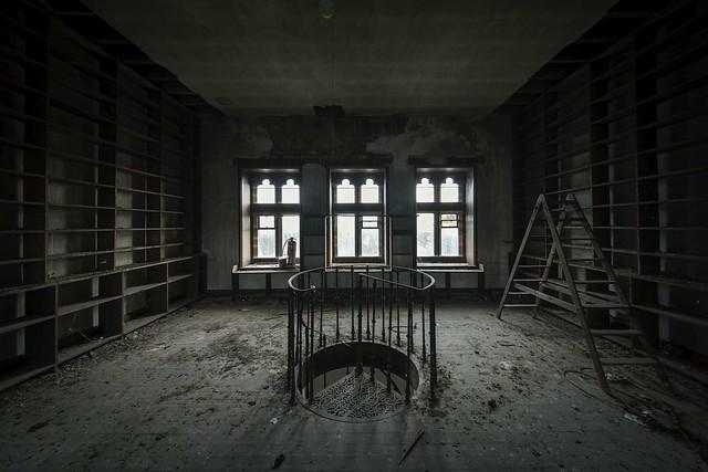'Open library'....[Explore]