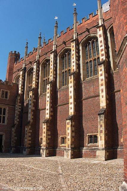 Gebäude Heinrich VIII
