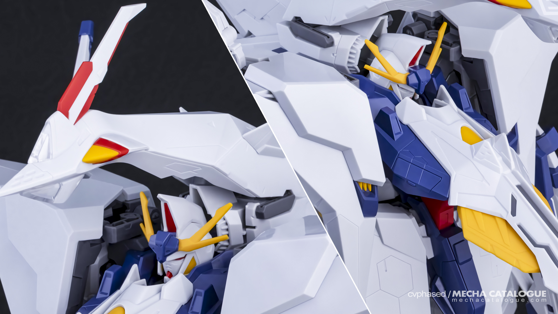 Straight Build Preview: HGUC Penelope