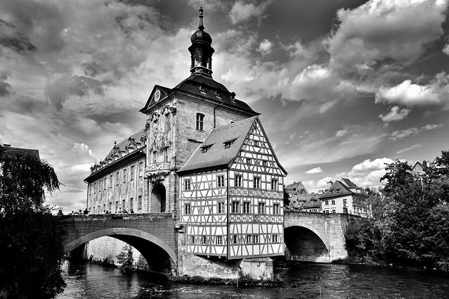 Eines der schönsten Rathäuser Deutschlands - One of the most beautiful townhalls in Germany