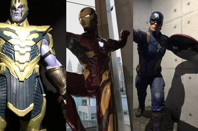 Marvel Studios: Ten Years Of Heroes