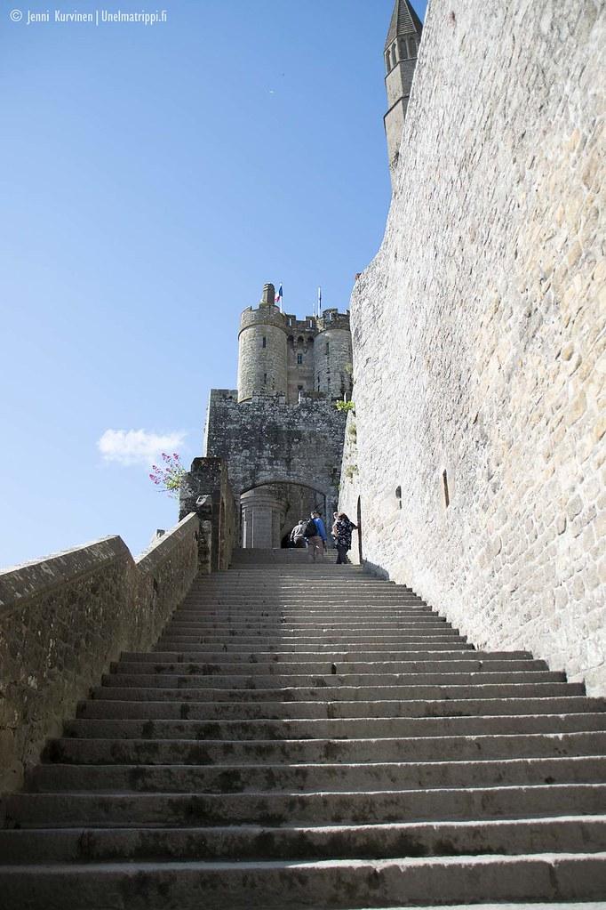 Mont Saint-Michel, Ranska