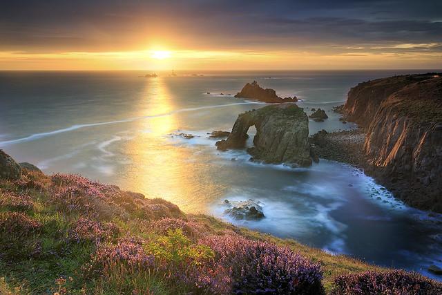Landsend Sunset